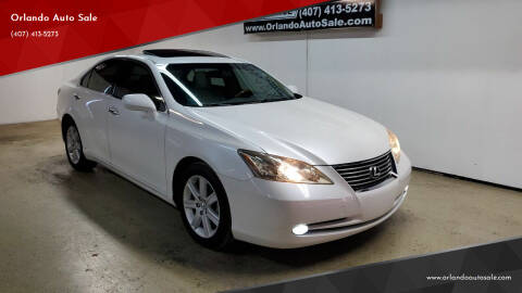2008 Lexus ES 350 for sale at Orlando Auto Sale in Orlando FL
