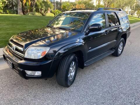2005 Toyota 4Runner for sale at Donada  Group Inc in Arleta CA