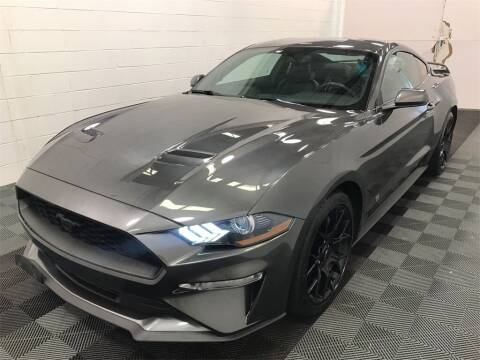 2018 Ford Mustang for sale at Florida Fine Cars - West Palm Beach in West Palm Beach FL