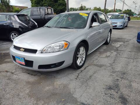 2012 Chevrolet Impala for sale at Peter Kay Auto Sales in Alden NY