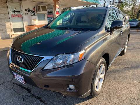 2010 Lexus RX 350 for sale at New Wheels in Glendale Heights IL