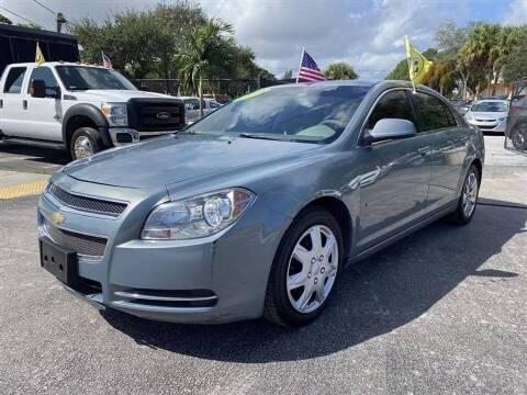 2009 Chevrolet Malibu for sale at EZ Own Car Sales of Miami in Miami FL