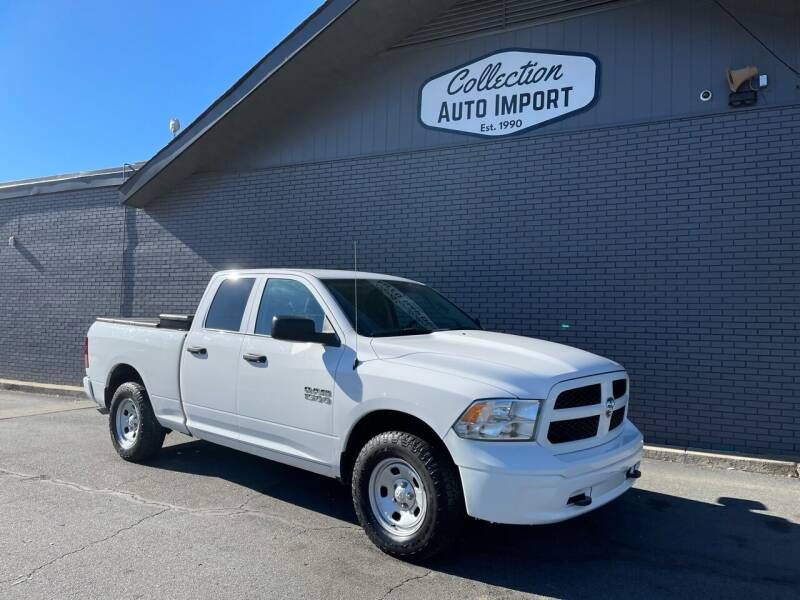2017 RAM Ram Pickup 1500 for sale at Collection Auto Import in Charlotte NC