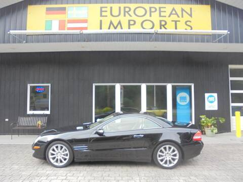 2007 Mercedes-Benz SL-Class for sale at EUROPEAN IMPORTS in Lock Haven PA