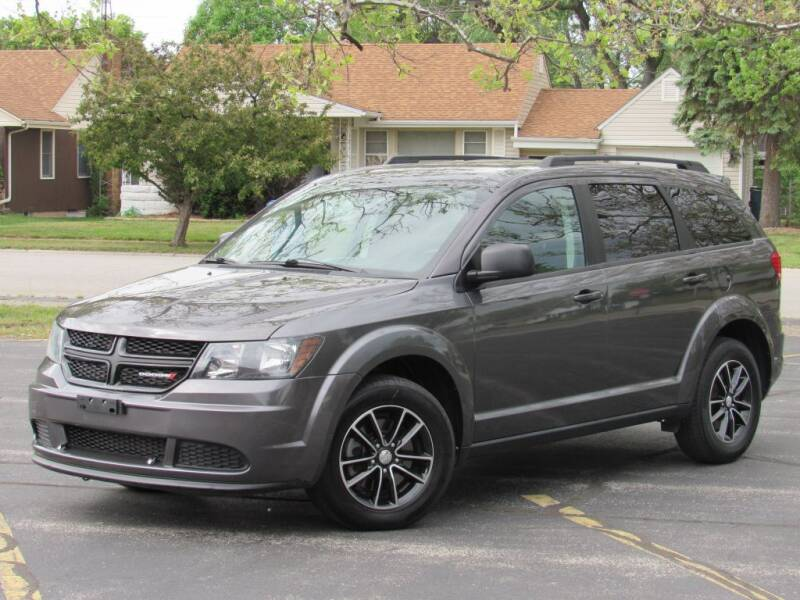 2017 Dodge Journey for sale at Highland Luxury in Highland IN