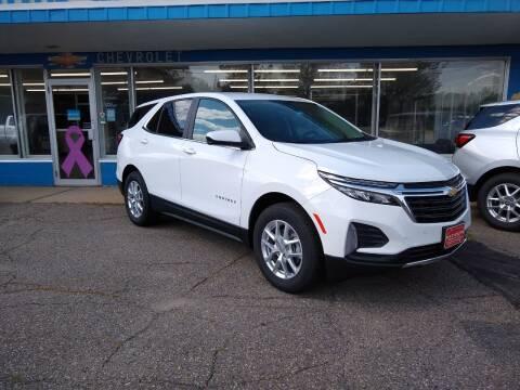 2022 Chevrolet Equinox for sale at KATAHDIN MOTORS INC /  Chevrolet Sales & Service in Millinocket ME