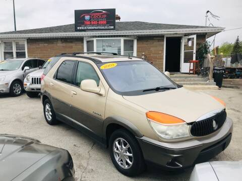 2003 Buick Rendezvous for sale at I57 Group Auto Sales in Country Club Hills IL
