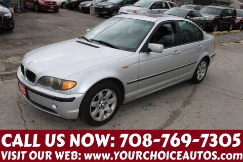2002 BMW 3 Series for sale at Your Choice Autos in Posen IL