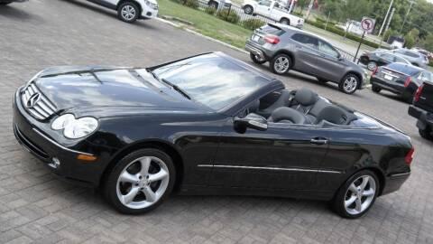 2005 Mercedes-Benz CLK for sale at Cars-KC LLC in Overland Park KS