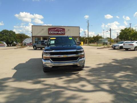 2019 Chevrolet Silverado 1500 LD for sale at Eastep Auto Sales in Bryan TX