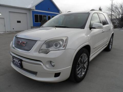 2011 GMC Acadia for sale at America Auto Inc in South Sioux City NE