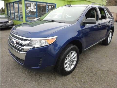 2013 Ford Edge for sale at Klean Carz in Seattle WA