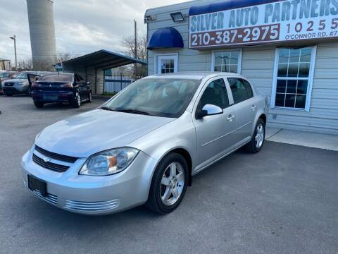 2010 Chevrolet Cobalt for sale at Silver Auto Partners in San Antonio TX
