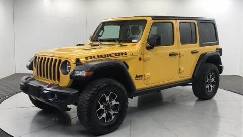 2021 Jeep Wrangler Unlimited for sale at Stephen Wade Pre-Owned Supercenter in Saint George UT