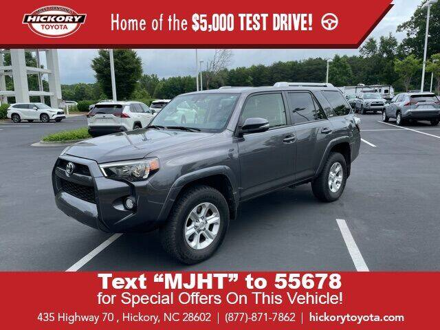 2018 Toyota 4Runner for sale in Hickory, NC