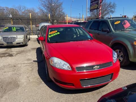 2009 Chevrolet Impala for sale at Automotive Center in Detroit MI