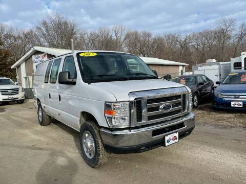 2013 Ford E-Series Cargo for sale at Victor's Auto Sales Inc. in Indianola IA