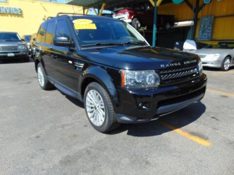 2012 Land Rover Range Rover Sport for sale at Santa Monica Suvs in Santa Monica CA