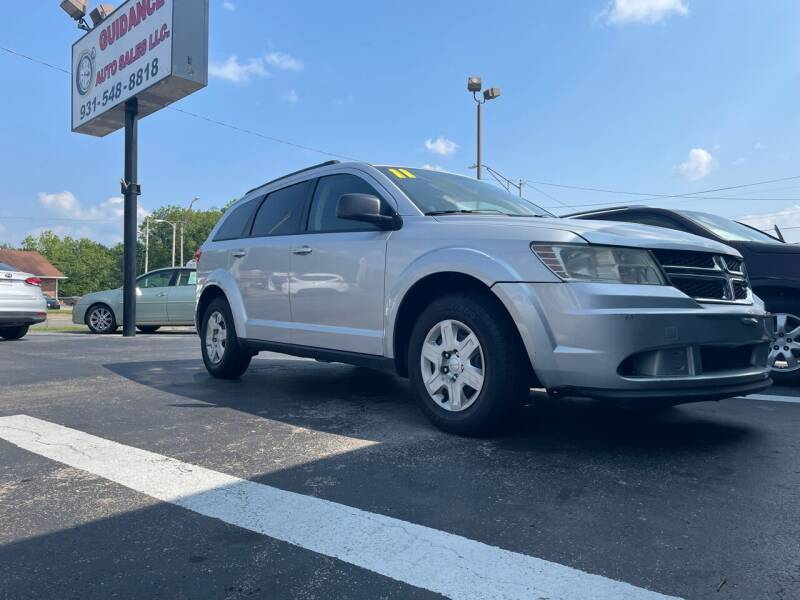 2011 Dodge Journey for sale at Guidance Auto Sales LLC in Columbia TN