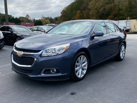 2014 Chevrolet Malibu for sale at Luxury Auto Innovations in Flowery Branch GA