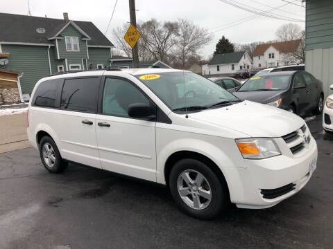 2008 Dodge Grand Caravan for sale at SHEFFIELD MOTORS INC in Kenosha WI