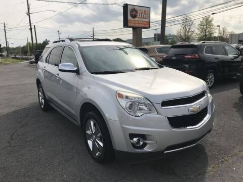 2013 Chevrolet Equinox for sale at Cars 4 Grab in Winchester VA