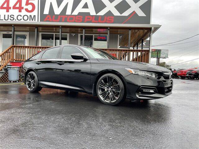 2018 Honda Accord for sale at Maxx Autos Plus in Puyallup WA