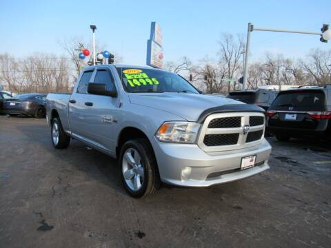 2015 RAM Ram Pickup 1500 for sale at Auto Land Inc in Crest Hill IL