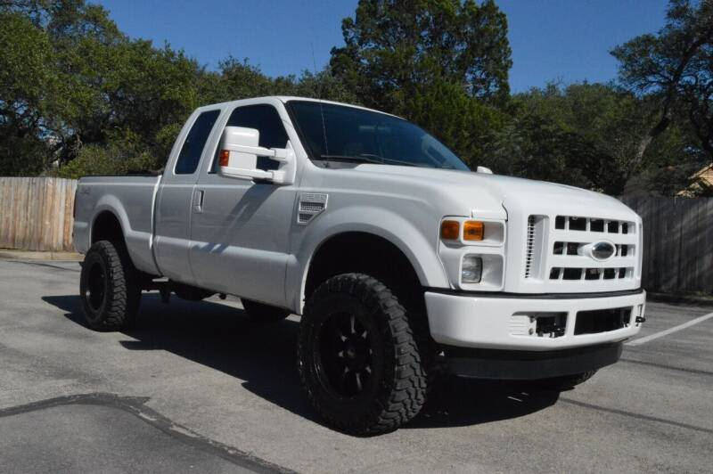 2009 Ford F-250 Super Duty for sale at Coleman Auto Group in Austin TX