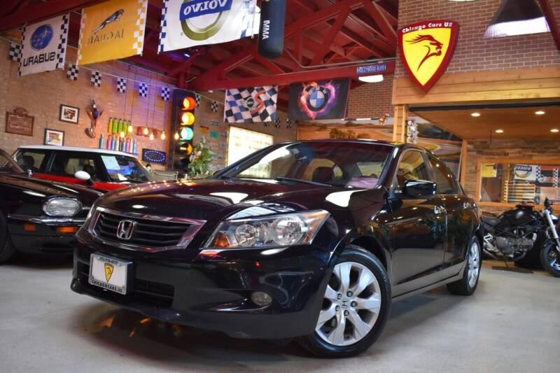 2008 Honda Accord for sale at Chicago Cars US in Summit IL