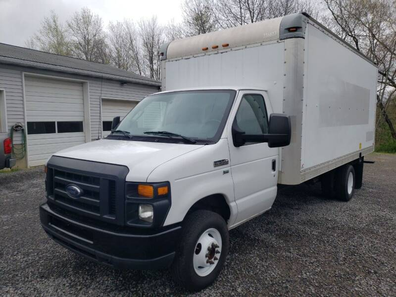 2013 Ford E-Series Chassis for sale at Dick Auto Sales Service in Seneca PA