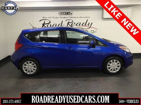 2014 Nissan Versa Note for sale at Road Ready Used Cars in Ansonia CT