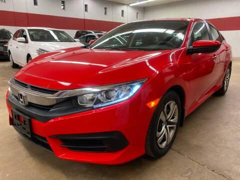 2018 Honda Civic for sale at Columbus Car Warehouse in Columbus OH