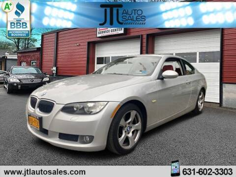 2008 BMW 3 Series for sale at JTL Auto Inc in Selden NY