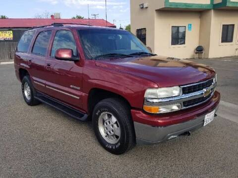 2003 Chevrolet Tahoe for sale at Showcase Luxury Cars II in Pinedale CA