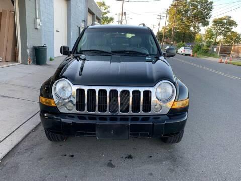2006 Jeep Liberty for sale at SUNSHINE AUTO SALES LLC in Paterson NJ