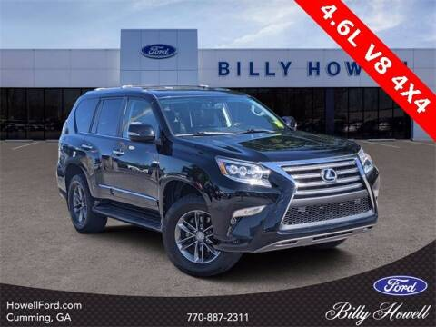 2014 Lexus GX 460 for sale at BILLY HOWELL FORD LINCOLN in Cumming GA