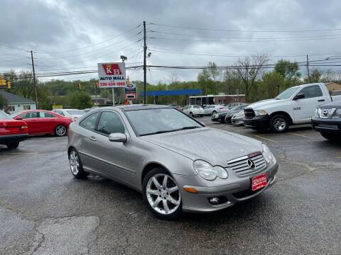 2005 Mercedes-Benz C-Class for sale at KB Auto Mall LLC in Akron OH