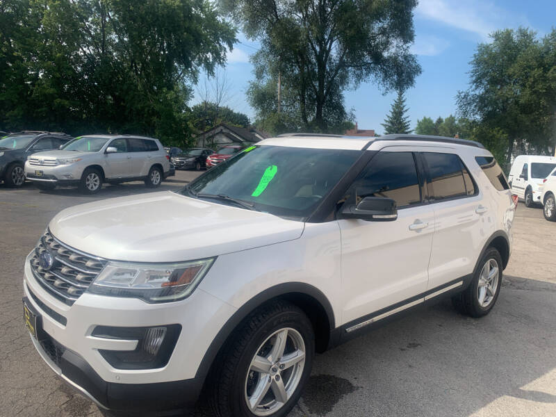 2016 Ford Explorer for sale at PAPERLAND MOTORS - Fresh Inventory in Green Bay WI
