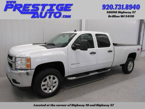 2012 Chevrolet Silverado 2500HD for sale at Prestige Auto Sales in Brillion WI