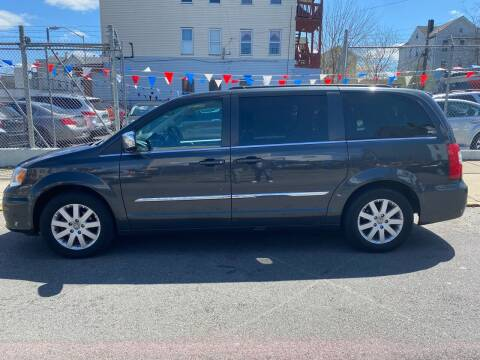 2011 Chrysler Town and Country for sale at G1 Auto Sales in Paterson NJ
