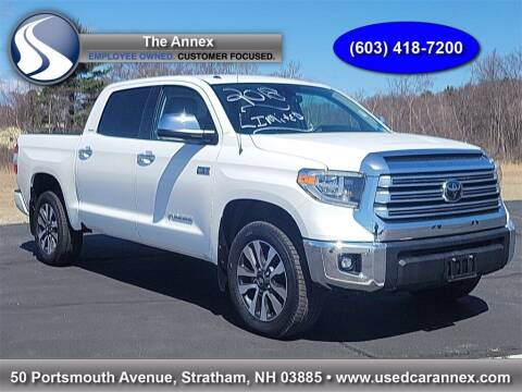 2018 Toyota Tundra for sale at The Annex in Stratham NH