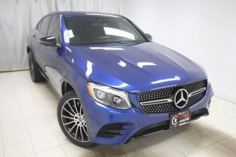 2019 Mercedes-Benz GLC for sale at EMG AUTO SALES in Avenel NJ