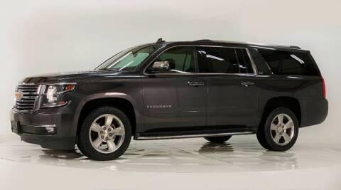 2016 Chevrolet Suburban for sale at Houston Auto Credit in Houston TX