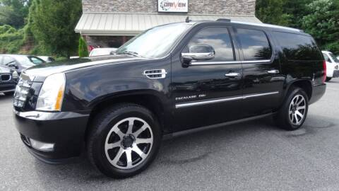 2010 Cadillac Escalade ESV for sale at Driven Pre-Owned in Lenoir NC