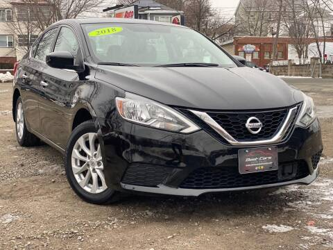 2018 Nissan Sentra for sale at Best Cars Auto Sales in Everett MA
