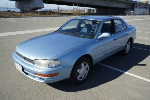 1993 Toyota Camry for sale at Sports Plus Motor Group LLC in Sunnyvale CA