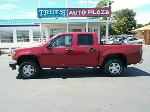 2005 GMC Canyon for sale at True's Auto Plaza in Union Gap WA