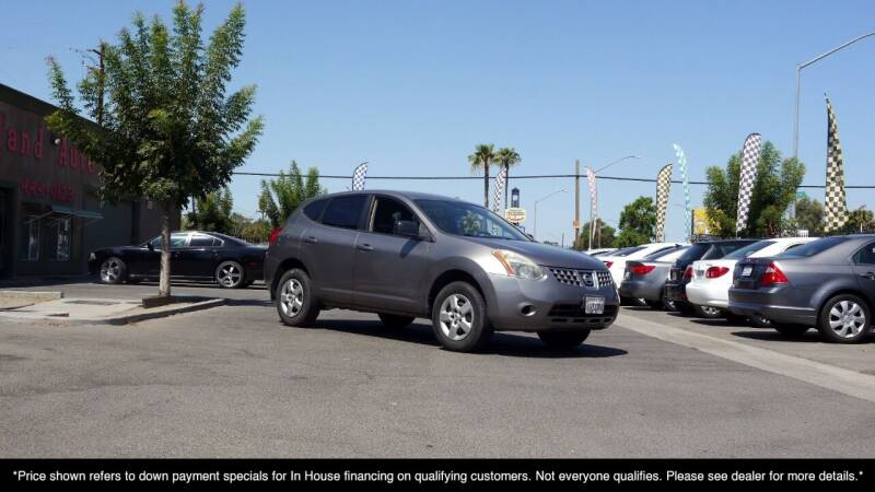 2008 Nissan Rogue for sale at Westland Auto Sales in Fresno CA