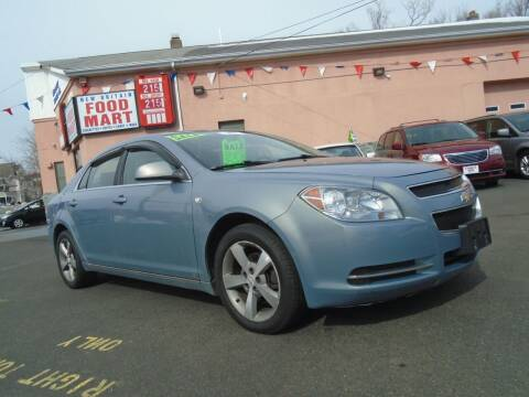 2008 Chevrolet Malibu for sale at Broadway Auto Services in New Britain CT